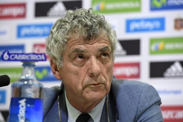 Detienen a presidente de la Federación Española de Futbol