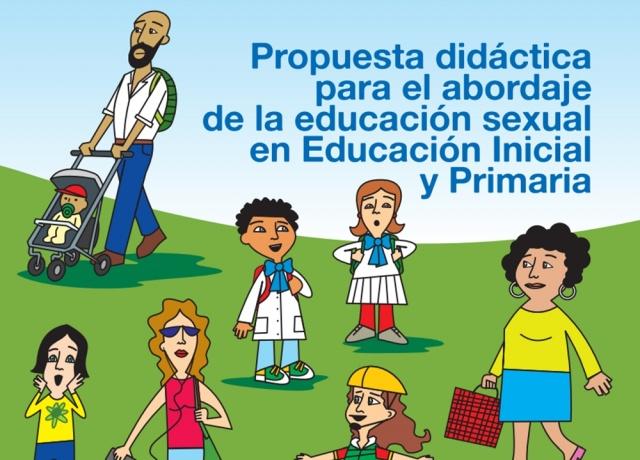 Convocan a marcha contra guía de educación sexual - Diario La República