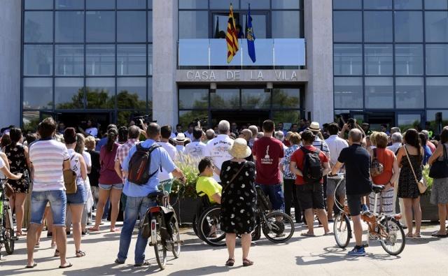 Se eleva a 80 la cifra de heridos por atentado en Barcelona