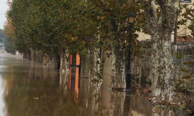 Más desplazados por las inundaciones