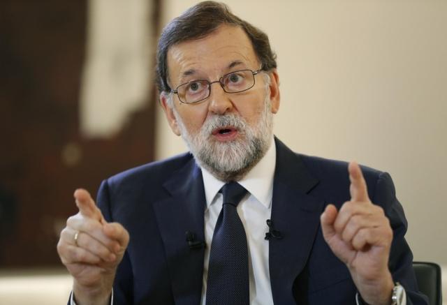 El gobierno de España rechaza mediación en la crisis catalana