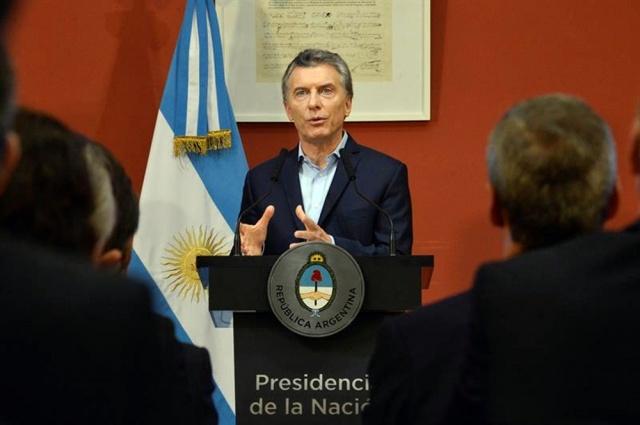 Macri presentará mañana la propuesta de
