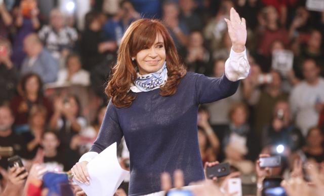 29 de Noviembre, Cristina tiene fecha de asunción