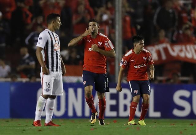 Independiente llega motivado a la Sudamérica