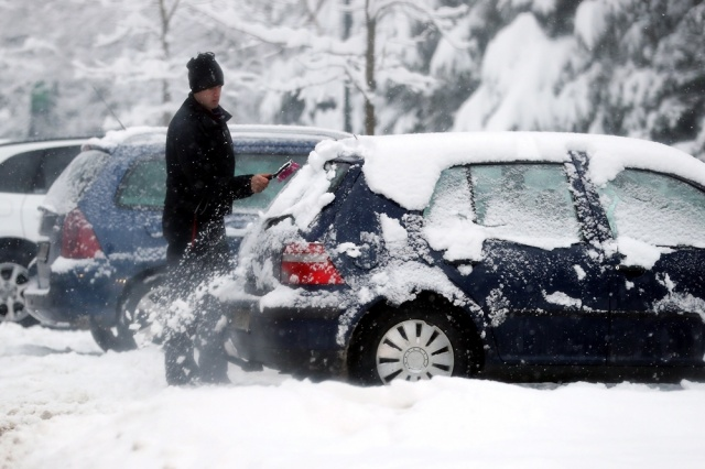 Temporal de nieve fuerza cancelación de vuelos en Europa