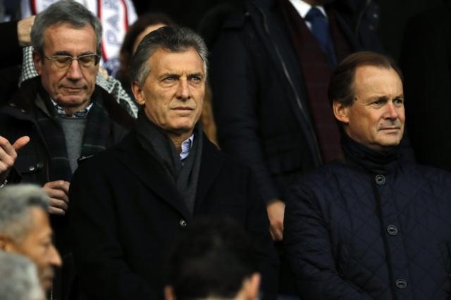 El presidente francés puso paños fríos al entusiasmo de Macri