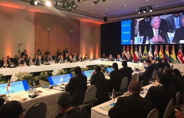 El Mercosur y la UE retoman las negociaciones