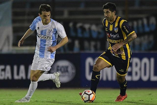 Copa Sudamericana: Sport Rosario eliminado al caer 2-0 con Atlético Cerro