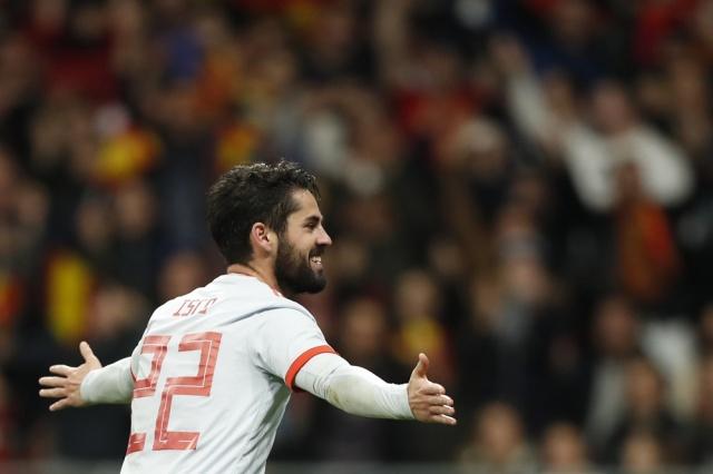 Paliza histórica: Argentina cayó 6 a 1 frente a España