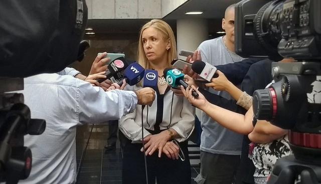Sendic declara ante Crimen Organizado por caso Ancap