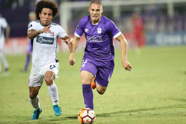 Defensor Sporting visita a Monagas