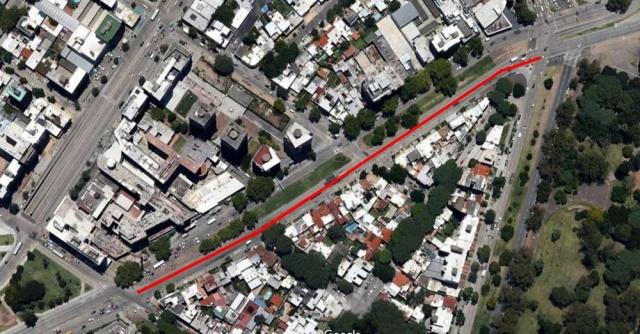 La Intendencia de Montevideo iniciará obras en Avenida Italia