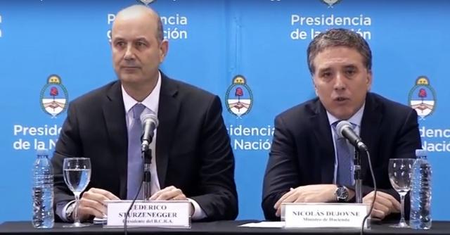 El Banco Central admitió que no hay meta de inflación
