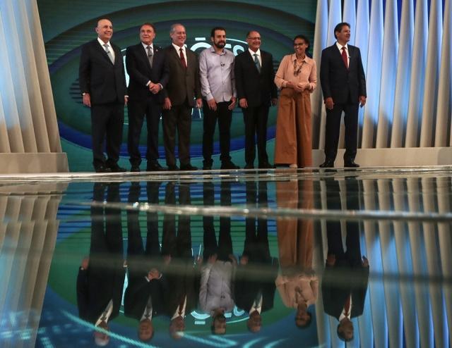 Bolsonaro gana elección, pero deberá ir a segunda vuelta contra Haddad
