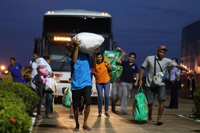 Acnur solicitó flexibilizar documentos exigidos a migrantes venezolanos
