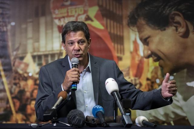 Acusan a Haddad por corrupción y lavado de dinero — Brasil