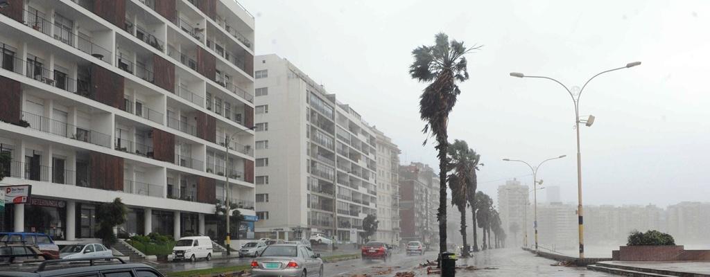 Advertencia y recomendaciones de Sinae por fuertes vientos
