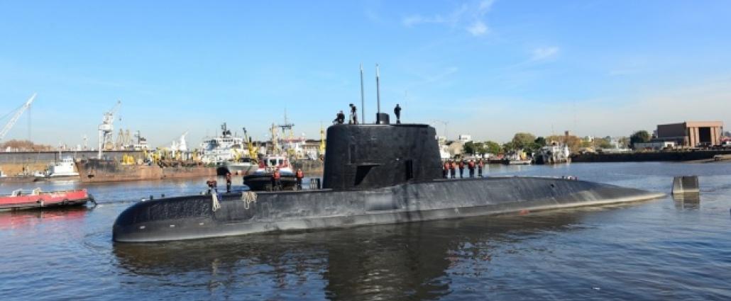 7 intentos de comunicación serían de submarino perdido