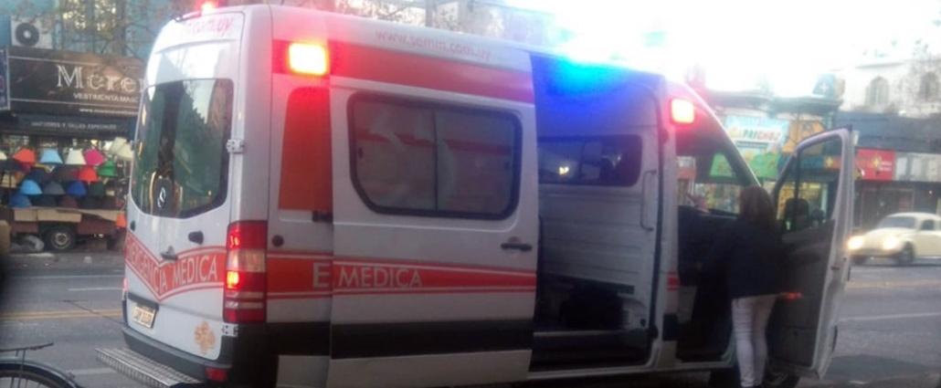 Ambulancias ingresan a zona de riesgo con policías