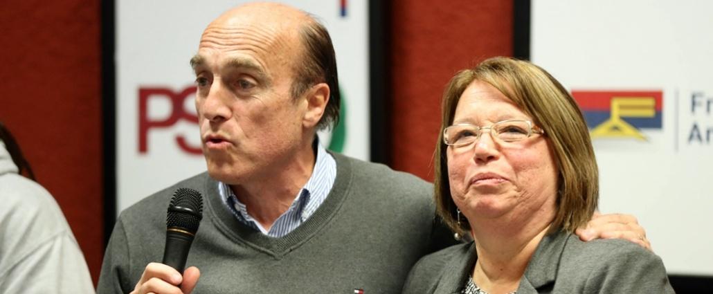 Socialistas proponen al intendente Martínez para presidencia