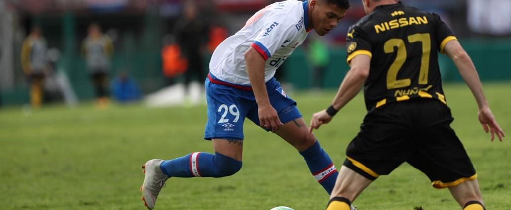 Nacional y Peñarol empataron por el Torneo Clausura