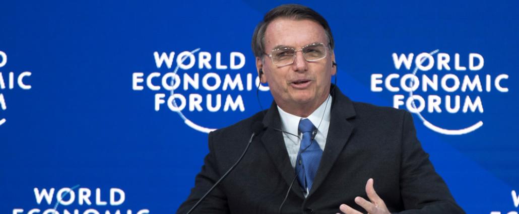 Bolsonaro dice que la izquierda no prevalecerá en América Latina