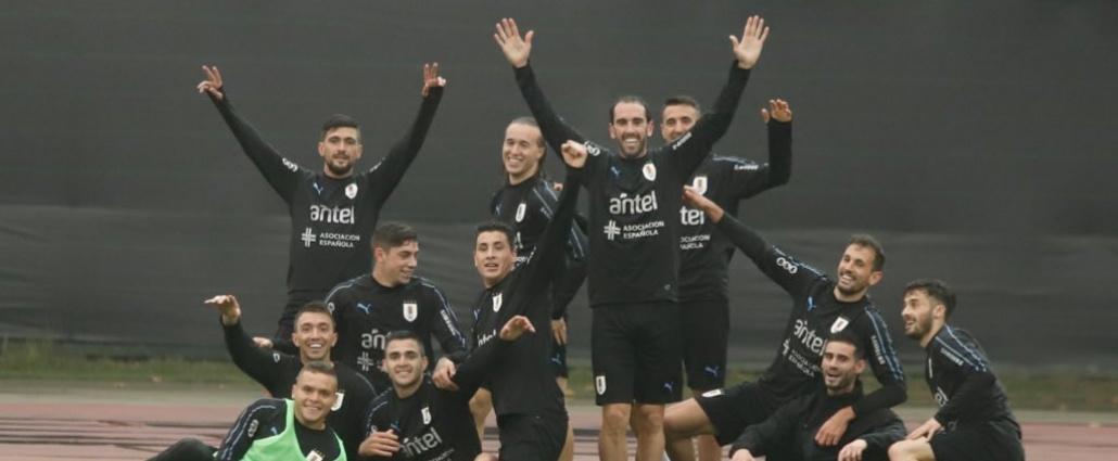 Uruguay se enfrenta este lunes a Tailandia en la final de la China Cup