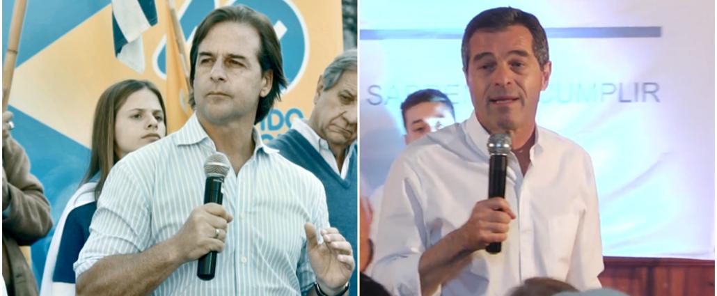 Talvi y Lacalle Pou lideran la interna de sus partidos, seg�n encuesta
