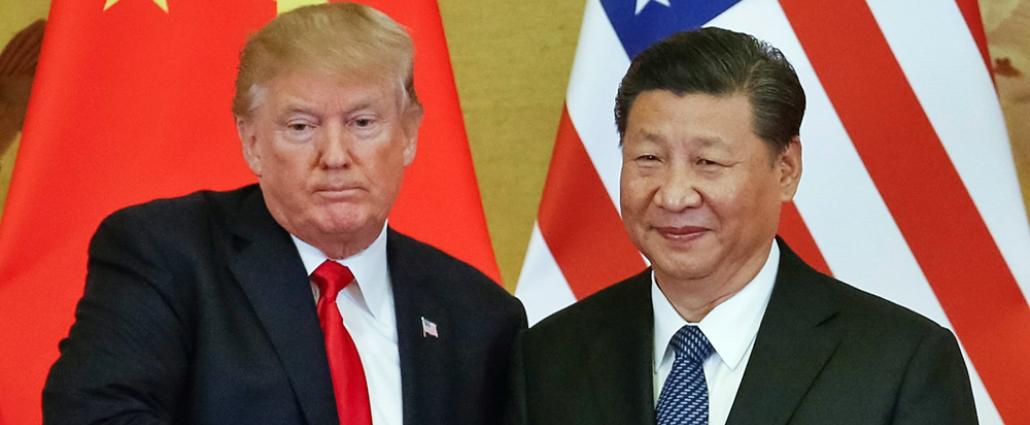 China y Estados Unidos retomar�n las negociaciones sobre la guerra comercial