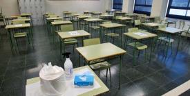 Docentes de Rivera solicitaron la suspensión de clases por aumento de casos