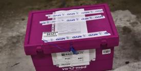Fuerza Aérea y el Ejercito realizaron nueva distribución de vacunas en el interior