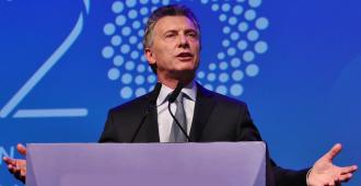 """Macri dice que Fernández """"no está bien"""" pero cree será su rival en las urnas"""