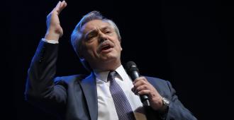 """Fernández dice que no hay riesgo de """"default"""" en Argentina si es elegido"""