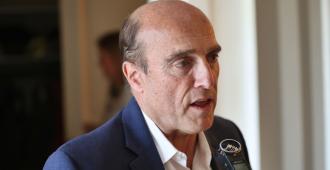 Martínez comenzó gira por el interior y criticó propuesta económica de Lacalle Pou