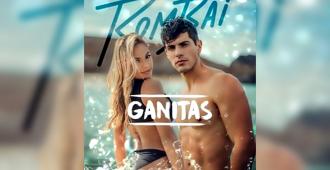 """""""Rombai"""" lanzó su single y video titulado 'Ganitas'"""