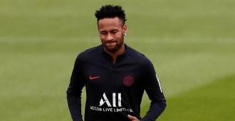 La crispación Neymar-PSG desaparece ante la perspectiva de que se quede