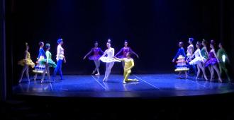 El Ballet Nacional de gira por varios departamentos