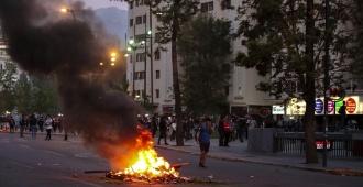 Gobierno de Chile decreta estado de emergencia en Santiago por protestas