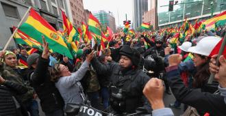La Policía Boliviana niega que haya una orden para detener a Evo Morales