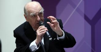 """Sanguinetti dijo que Bolivia está viviendo """"una situación de facto"""" tras renuncia de Morales"""