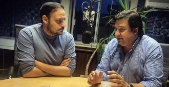 """Adrián Peña: el armado del gobierno multicolor con el """"Compromiso por el país"""" como """"denominador común"""""""