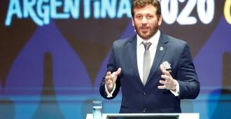 Domínguez: Copa América en dos sedes busca fortalecer el fútbol suramericano