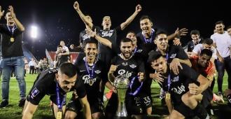 Libertad golea a Guaraní y es campeón de la Copa Paraguay