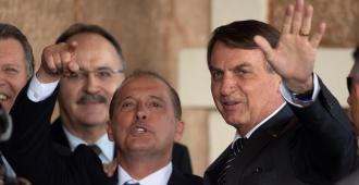 """Bolsonaro afirma que el Mercosur no puede """"aceptar retrocesos ideológicos"""""""