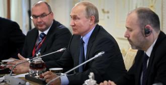 Mejora aceptación de Putin tras su discurso sobre el estado de la nación