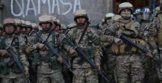 La vuelta de operativos militares tensa la situación política en Bolivia