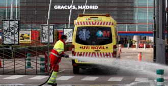 España registra 812 muertos más, con 85.195 contagiados