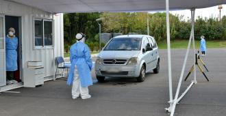 El Gobierno anunció la instalación de centro móvil de diagnóstico de COVID-19