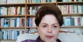 Dilma Rousseff: Falta movilización popular para impulsar el cese de Bolsonaro