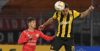 Copa Libertadores: Peñarol recibe a Colo Colo